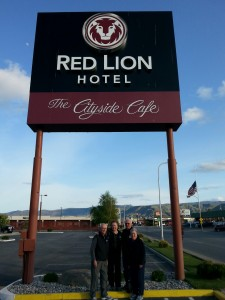 Mystery Tour: Red Lion Hotel