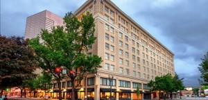 Embassy Suites Portland Downtown Exterior